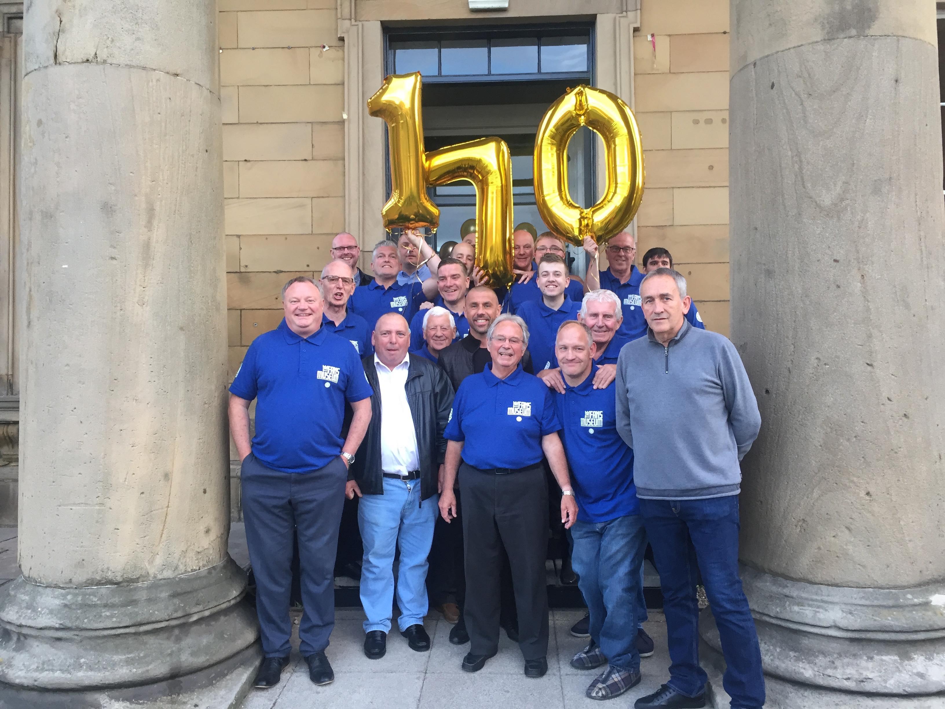 Fans Museum celebrates 170th birthday