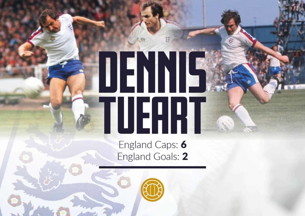 Dennis Tueart World Cup