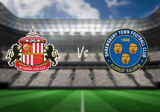 SAFC v Shrewsbury Town at Fans Museum