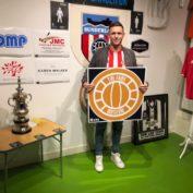 Tom White becomes Fans Museum ambassador