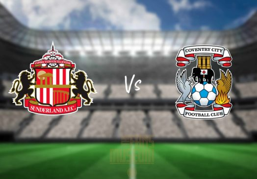 SAFC v Coventry at Fans Museum