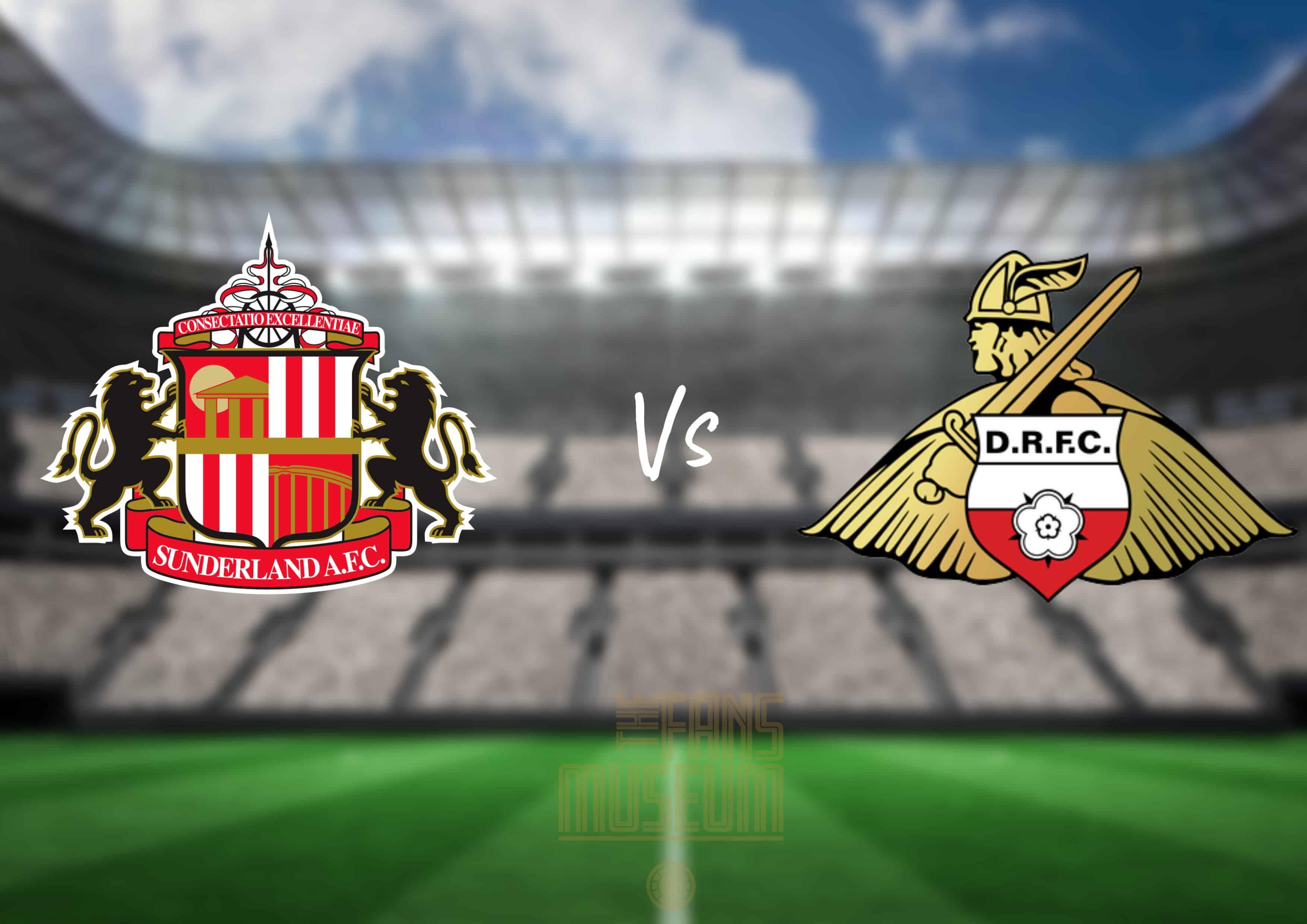 SAFC v Doncaster