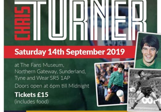 A Night with Chris Turner