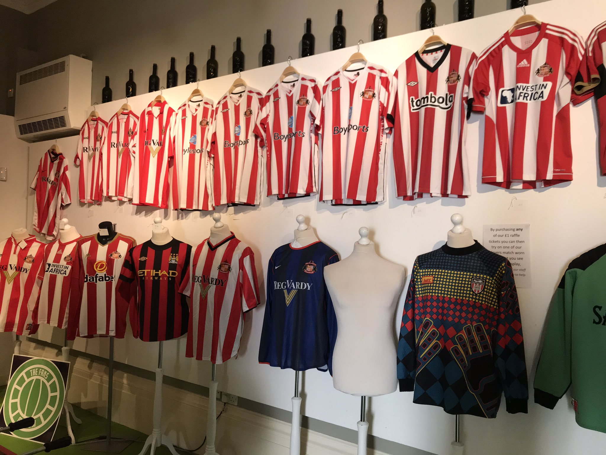Fans Museum Big Shirt Sale