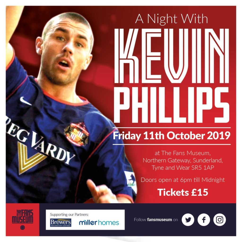 A Night with Kevin Phillips