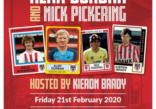An Evening with Paul Atkinson, Alan Durban & Nick Pickering