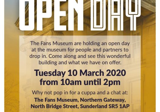 The Fans Museum Open Day