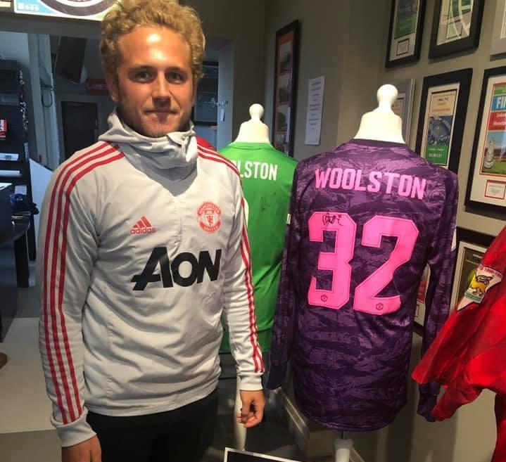 Paul Woolston Becomes Fans Museum Ambassador