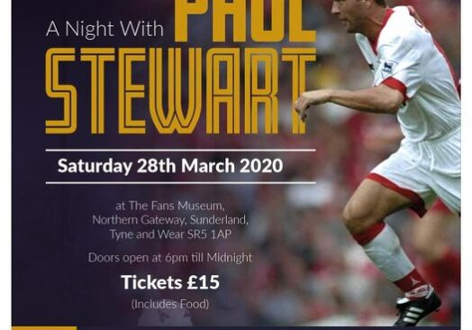 A Night with Paul Stewart