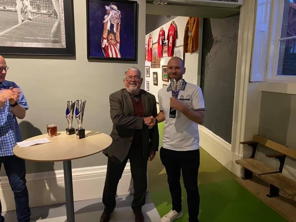 Sunderland Strollers Visit Fans Museum