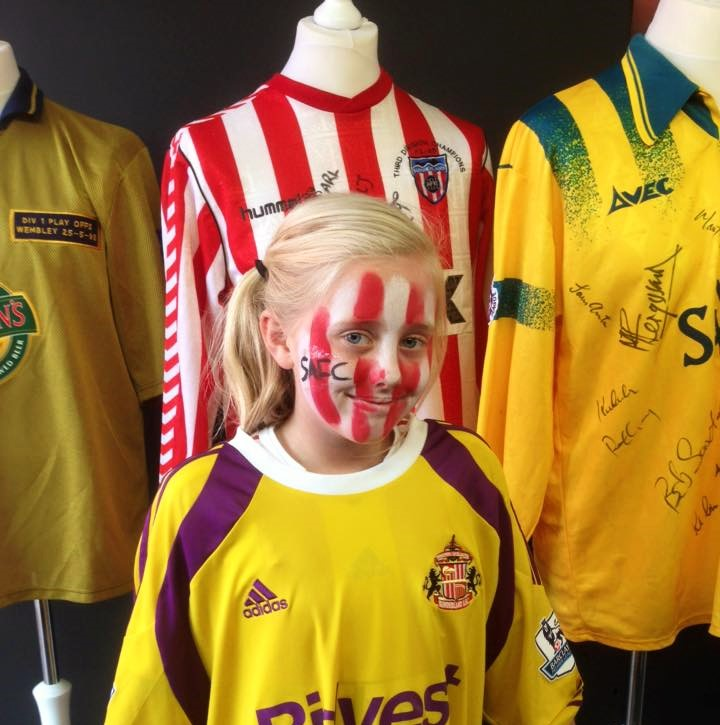 Fans Museum at The Sunderland Fan Zone