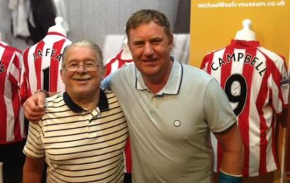 Bobby Kerr Visits Fans at Fans Museum
