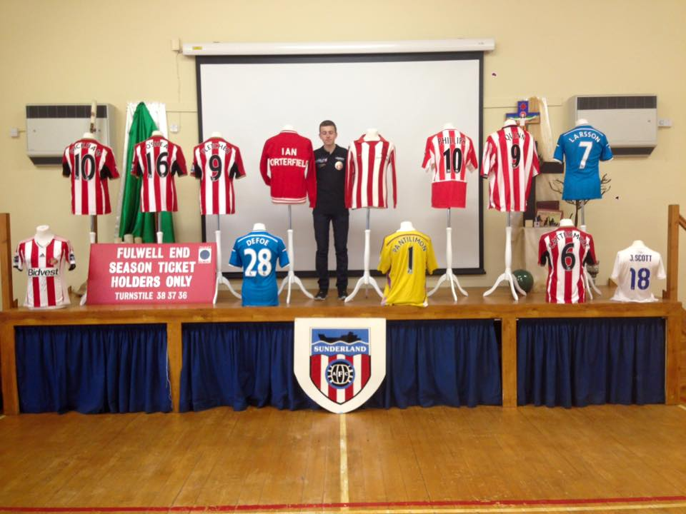Fans Museum Visits St Mary's School