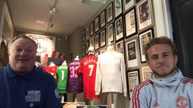 The Fans Museum Talks to Manchester United About Their Charity Work