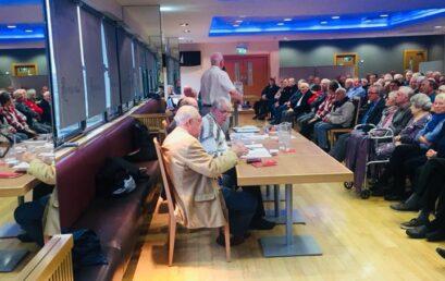 Fans Museum Visits Senior Supporters