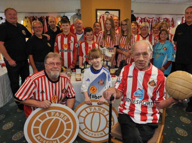 Fans Museum Raises £500 For Charity