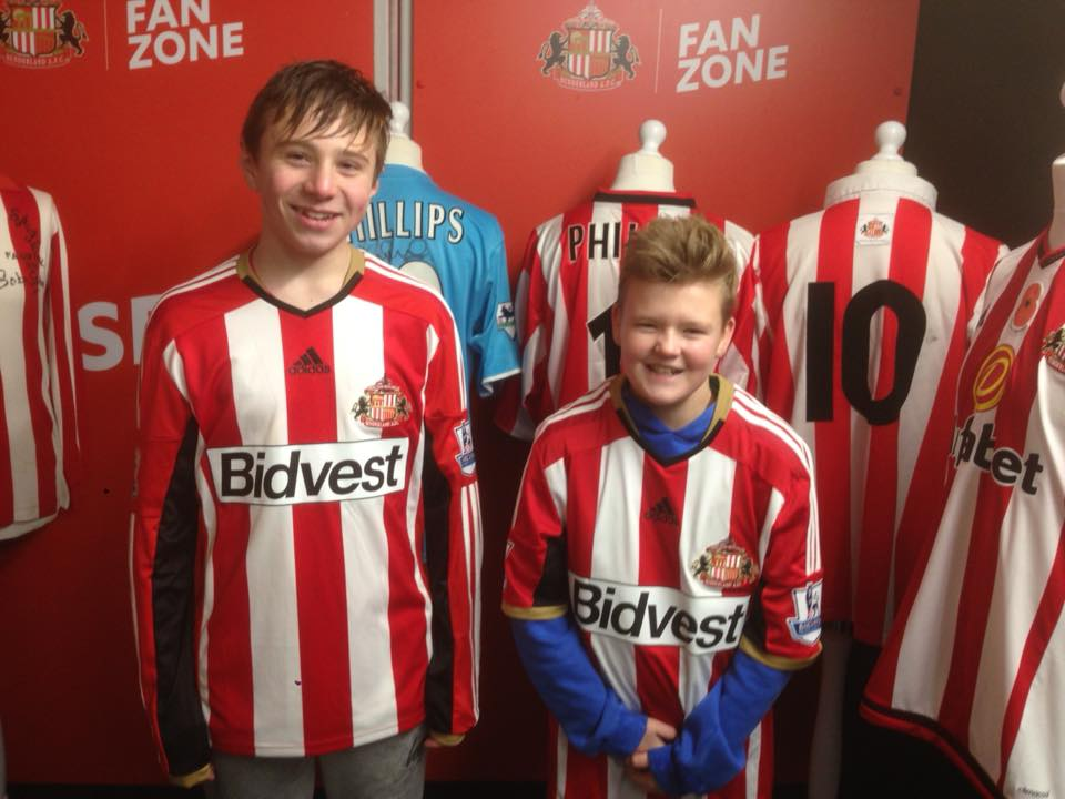 Fans Museum at the Stadium Of Light