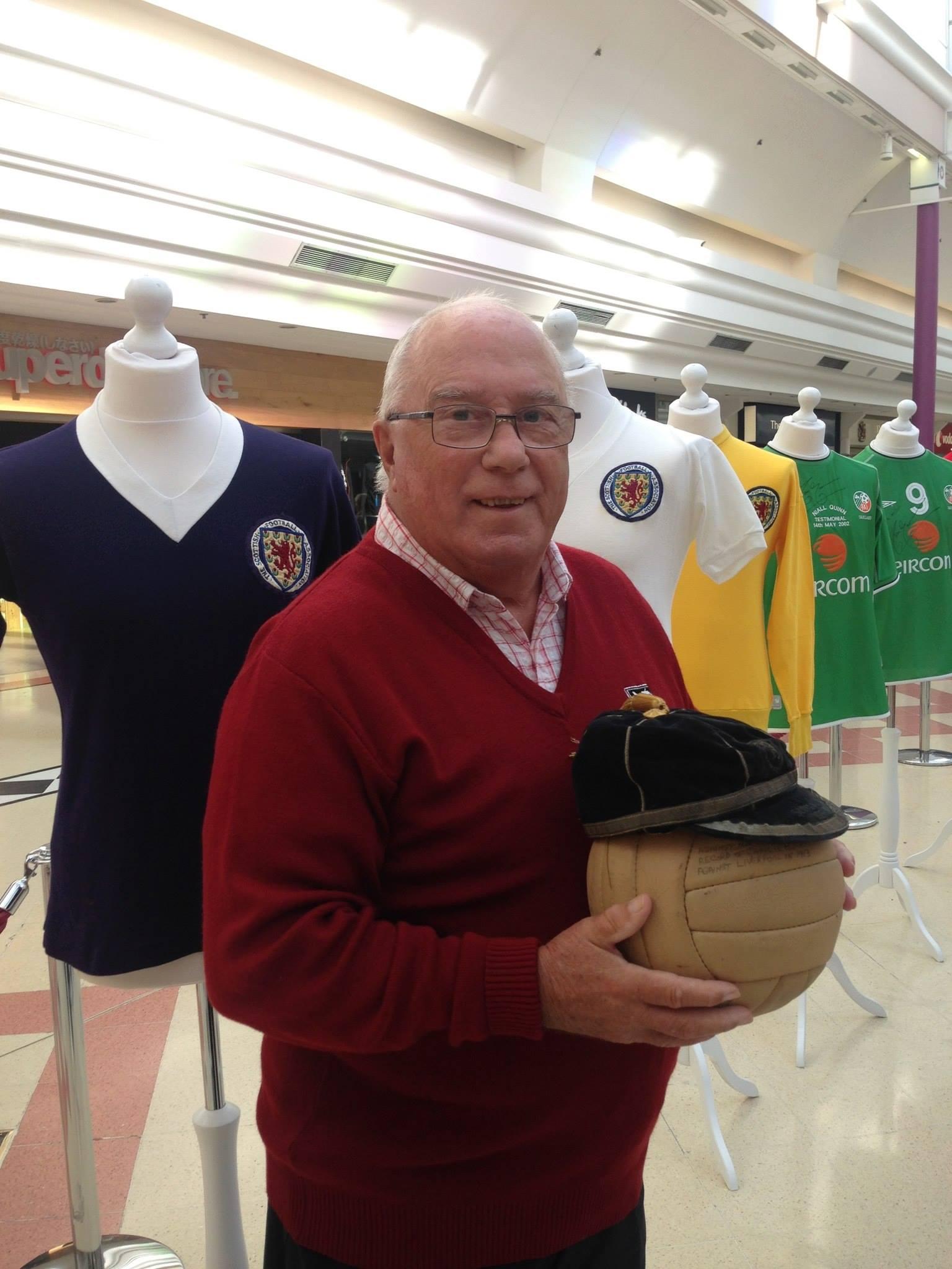 Fans Museum Remembers Nick Sharkey