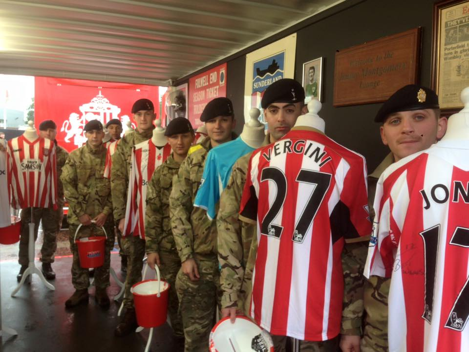 Fans Museum Remembrance Day At The Fan Zone