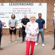 Fans Museum Supports Bobby Robson Foundation
