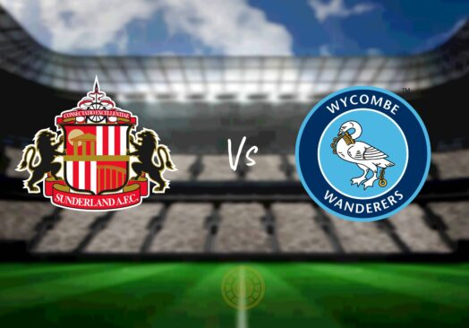 SAFC v Wycombe at Fans Museum