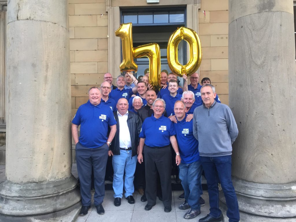 Fans Museum celebrates 170th birthday