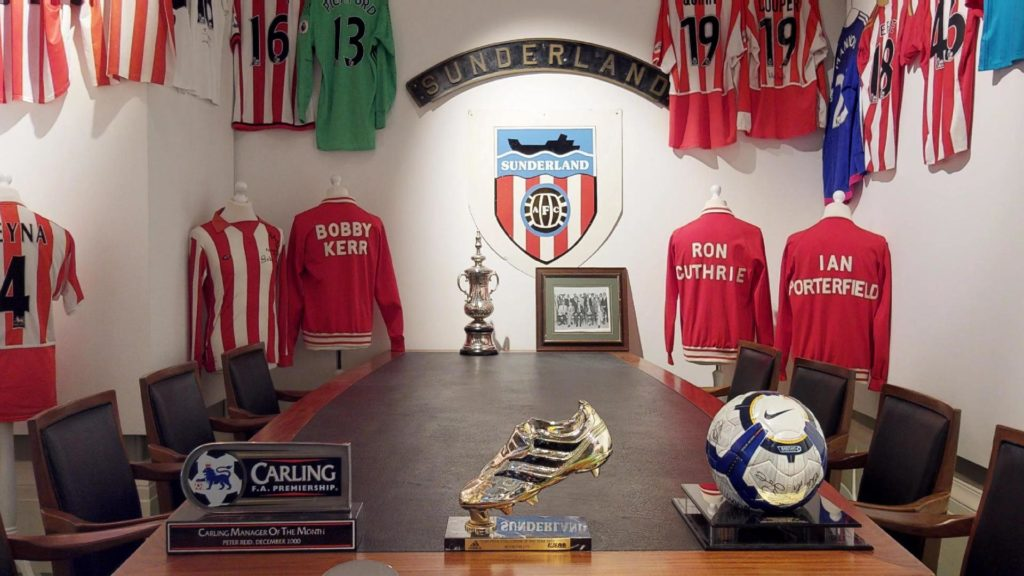 The Fans Museum open for Sunderland matches