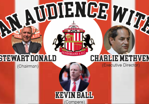 An audience with Stewart Donald and Charlie Methven
