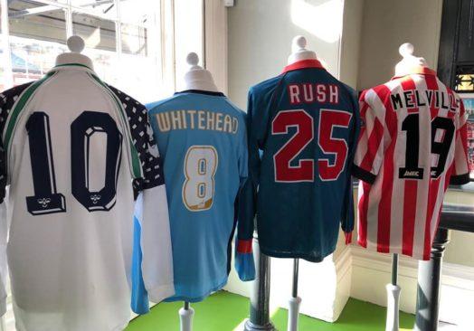 Sunderland v Oxford at Fans Museum
