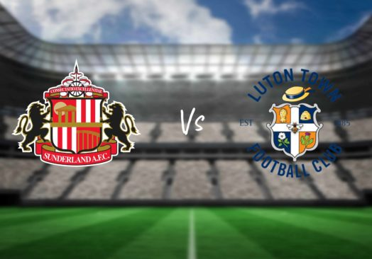 SAFC v Luton Town at Fans Museum