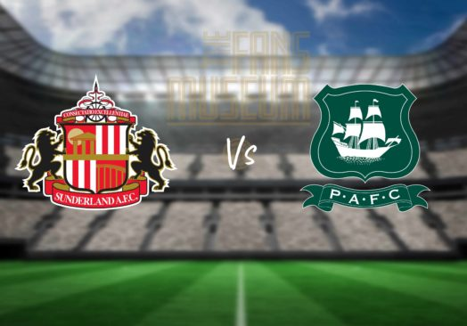 SAFC v Plymouth at Fans Museum